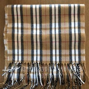 Accessories - Burberry knockoff scarf